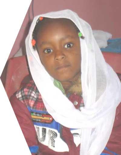 Amna from Sudan