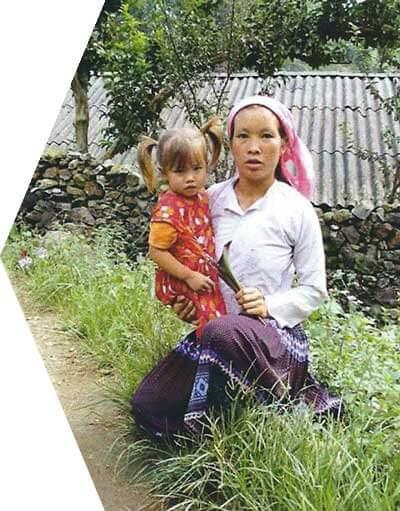 Pa Thi aus Vietnam